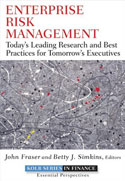Enterprise Risk Management: Today's Leading Research and Best Practices for Tomorrow's Executives, edited by John Fraser and Betty J. Simkins. Includes a chapter copy-edited by John Elder.